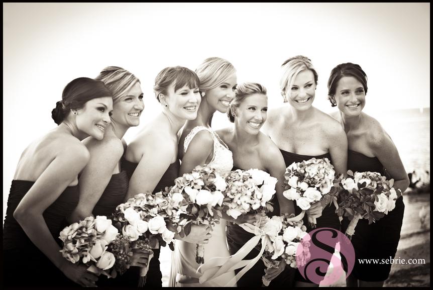 Captiva, Florida Bridal Party Photographer