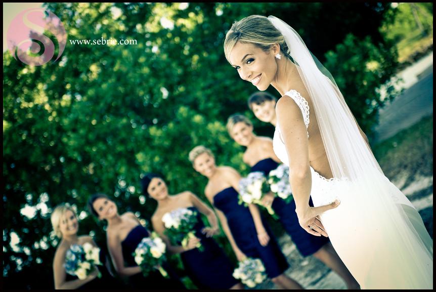 South Seas Resort Bridal Party Photographer