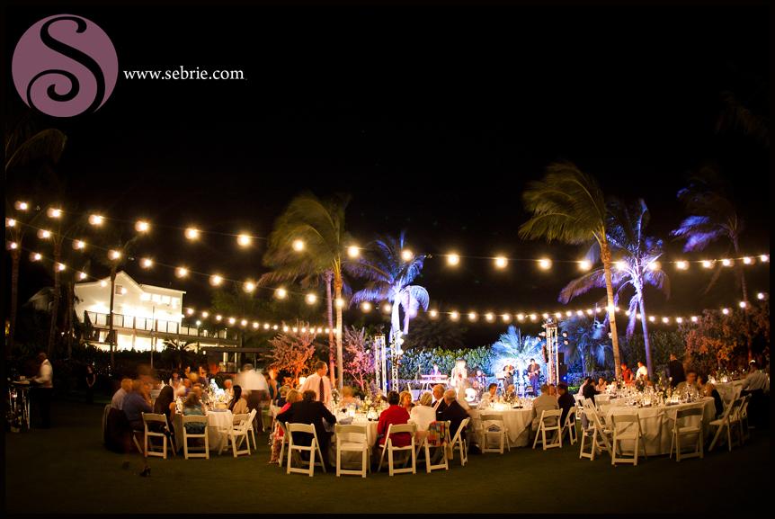 Captiva Island Wedding Reception Photographer