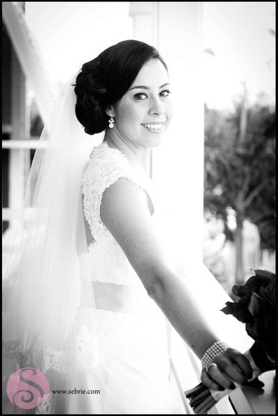 South Seas Wedding Photographer