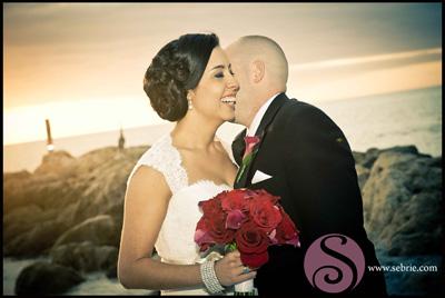 South Seas Beach Wedding Photographer