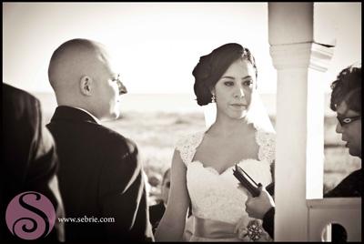 South Seas Resort Beach Ceremony Photographer