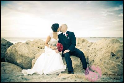 Captiva Island Unique Wedding Photography