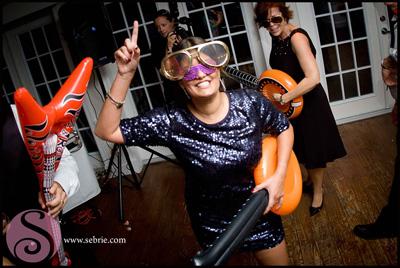 South Seas Island Resort Fun Reception Photographer