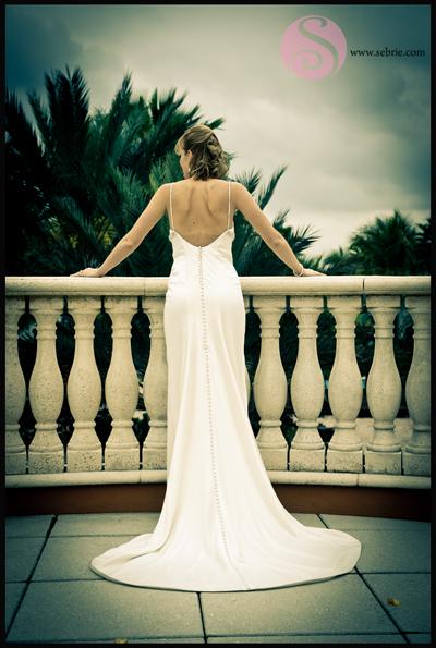 Fort Myers Bridal Portrait Photographer