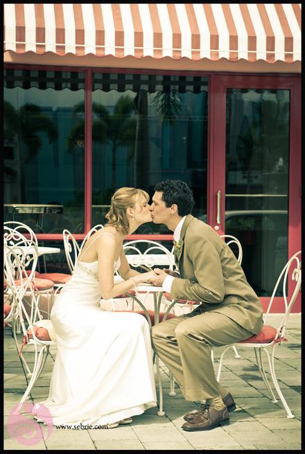 Fort Myers Creative Wedding Photographer