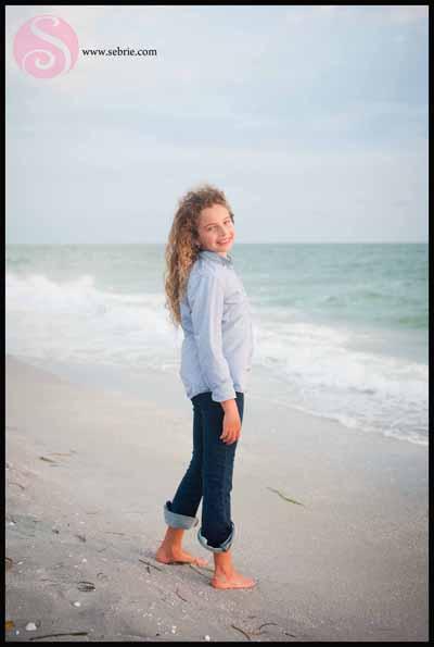Children's Beach Photography