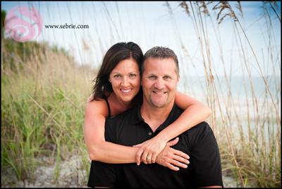 Couple's Beach Photography