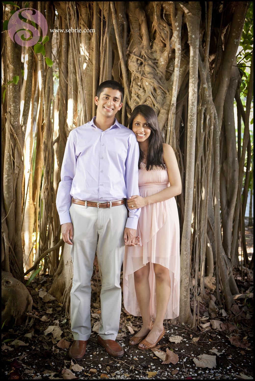 Casa Ybel Engagement Photographer