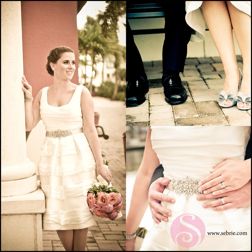 Classy Bridal Style