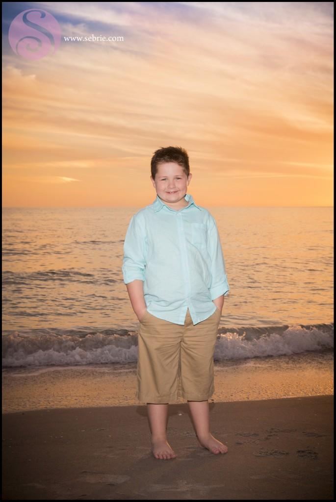 Captiva Island Beach Portraits