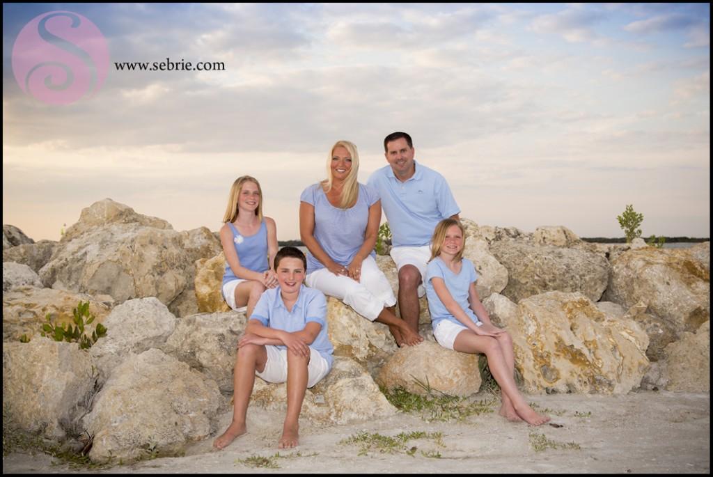 Bowditch Point Park Family Portraits