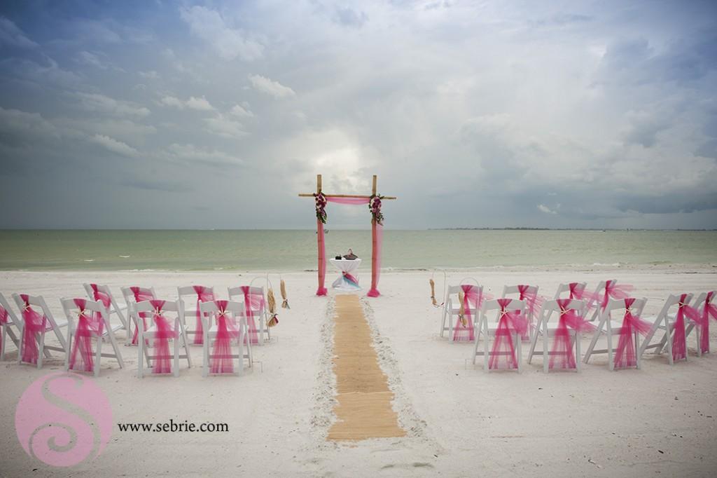 Fort Myers Beach Wedding