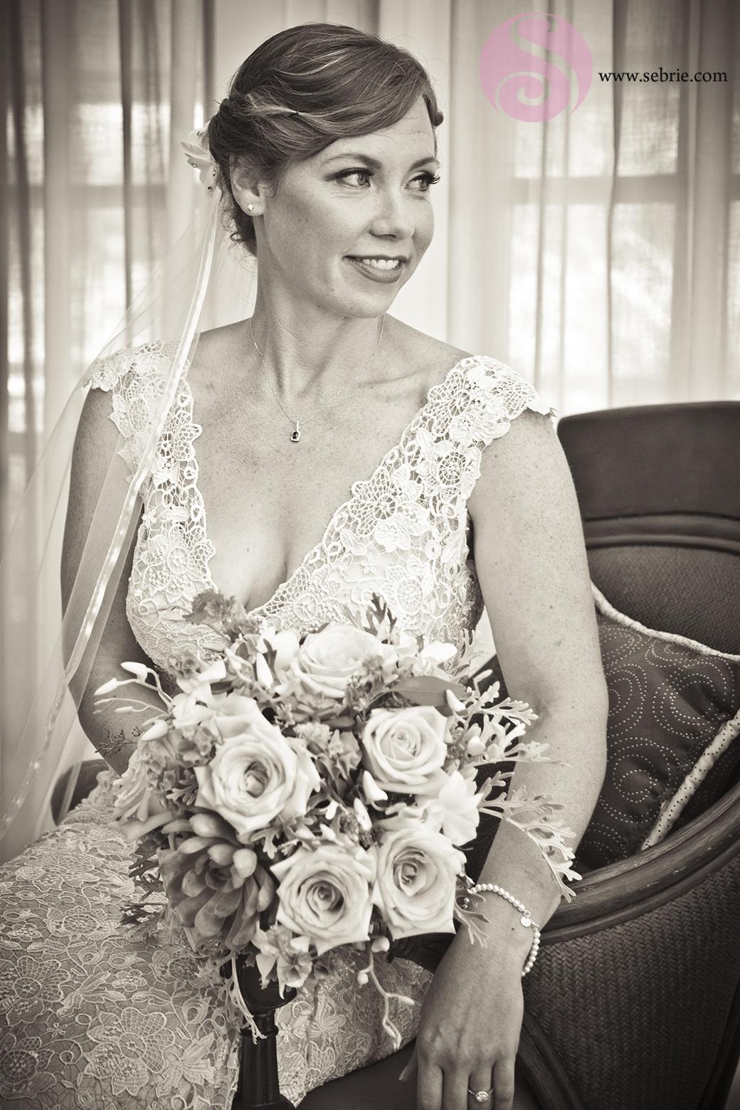 black-and-white-bride