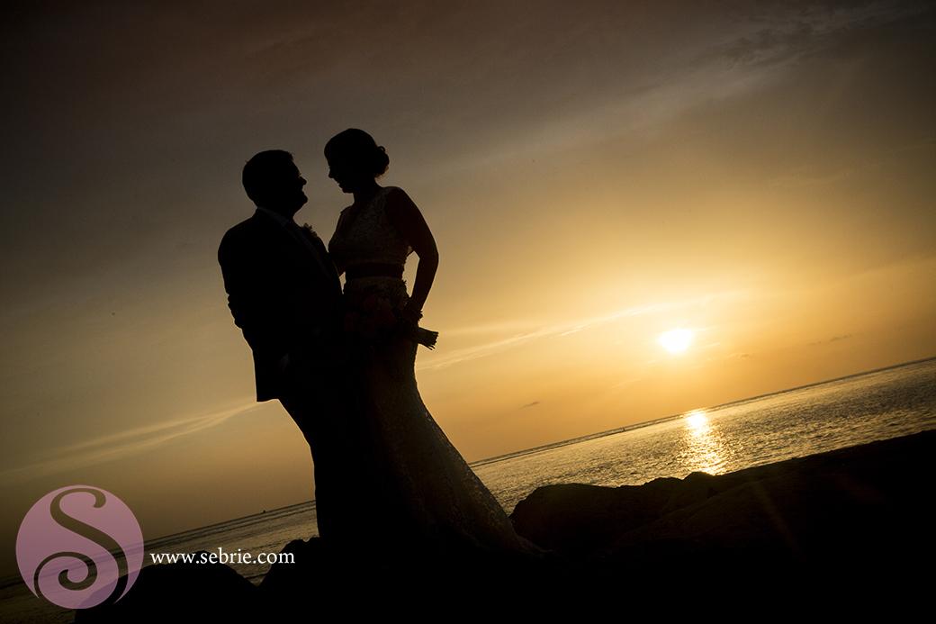 silhouette-sunset