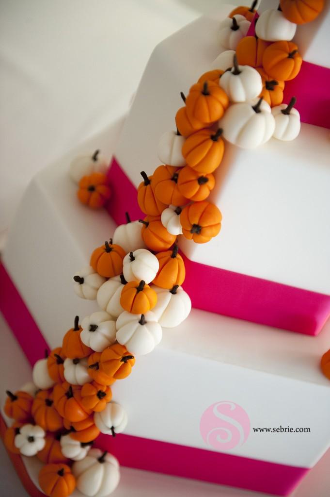 pumpkin-wedding- cake