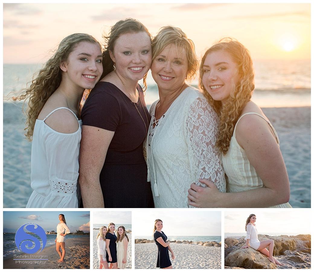 Family beach photography South Seas Island Resort Captiva Florida