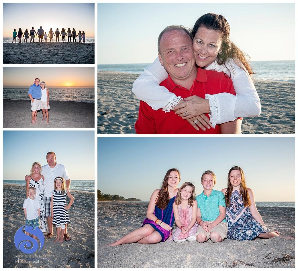 South Seas Island Resort Florida Captiva Island Family Photography