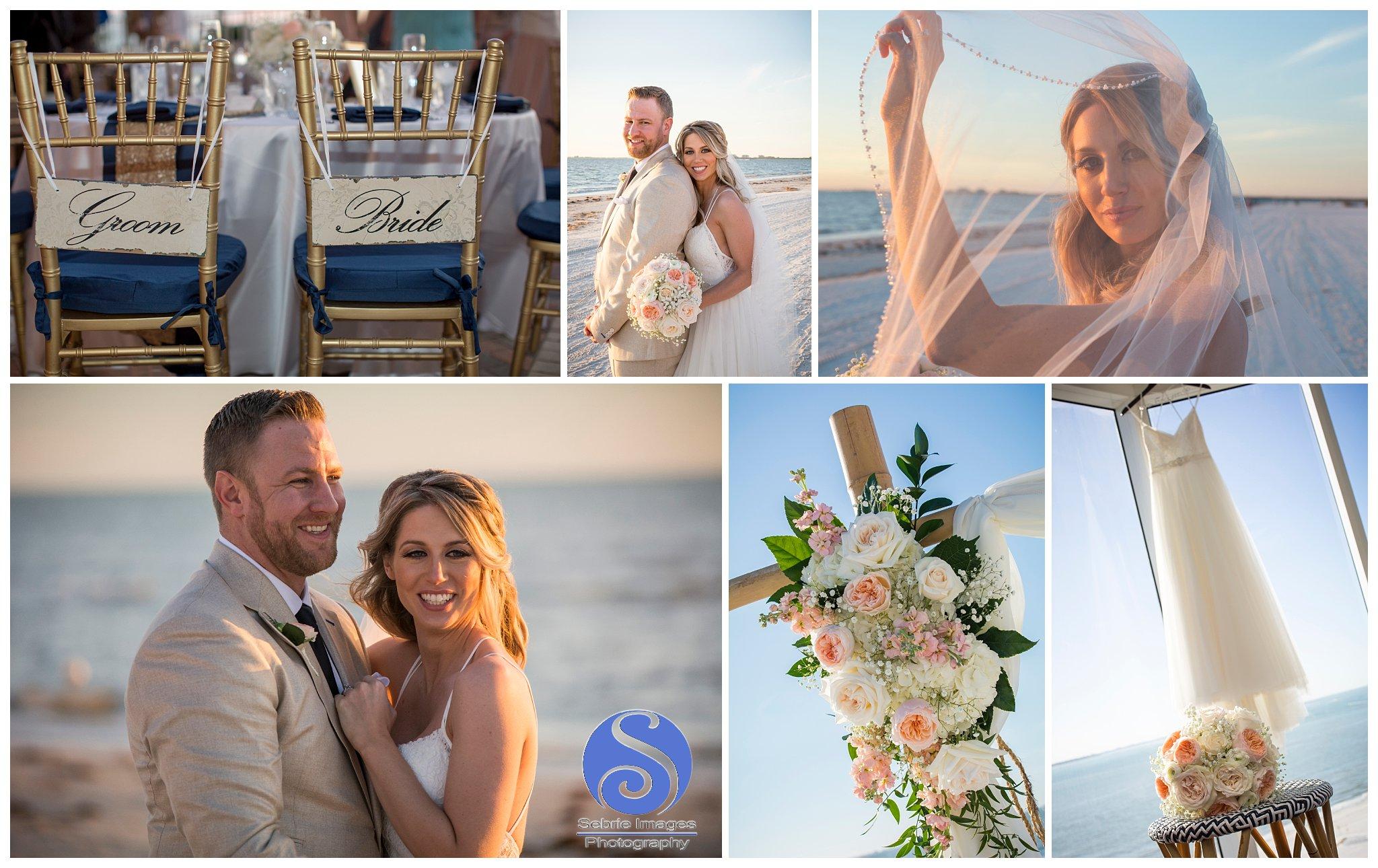 Beautiful Wedding at Pink Shell Beach Resort & Marina