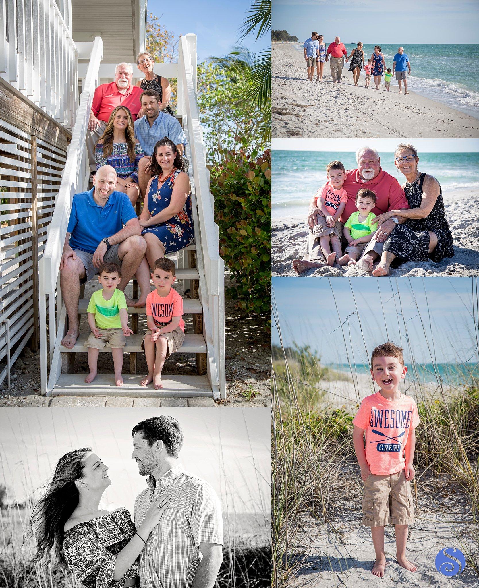 South Seas Island Resort Captiva Island Florida Family Beach Photography