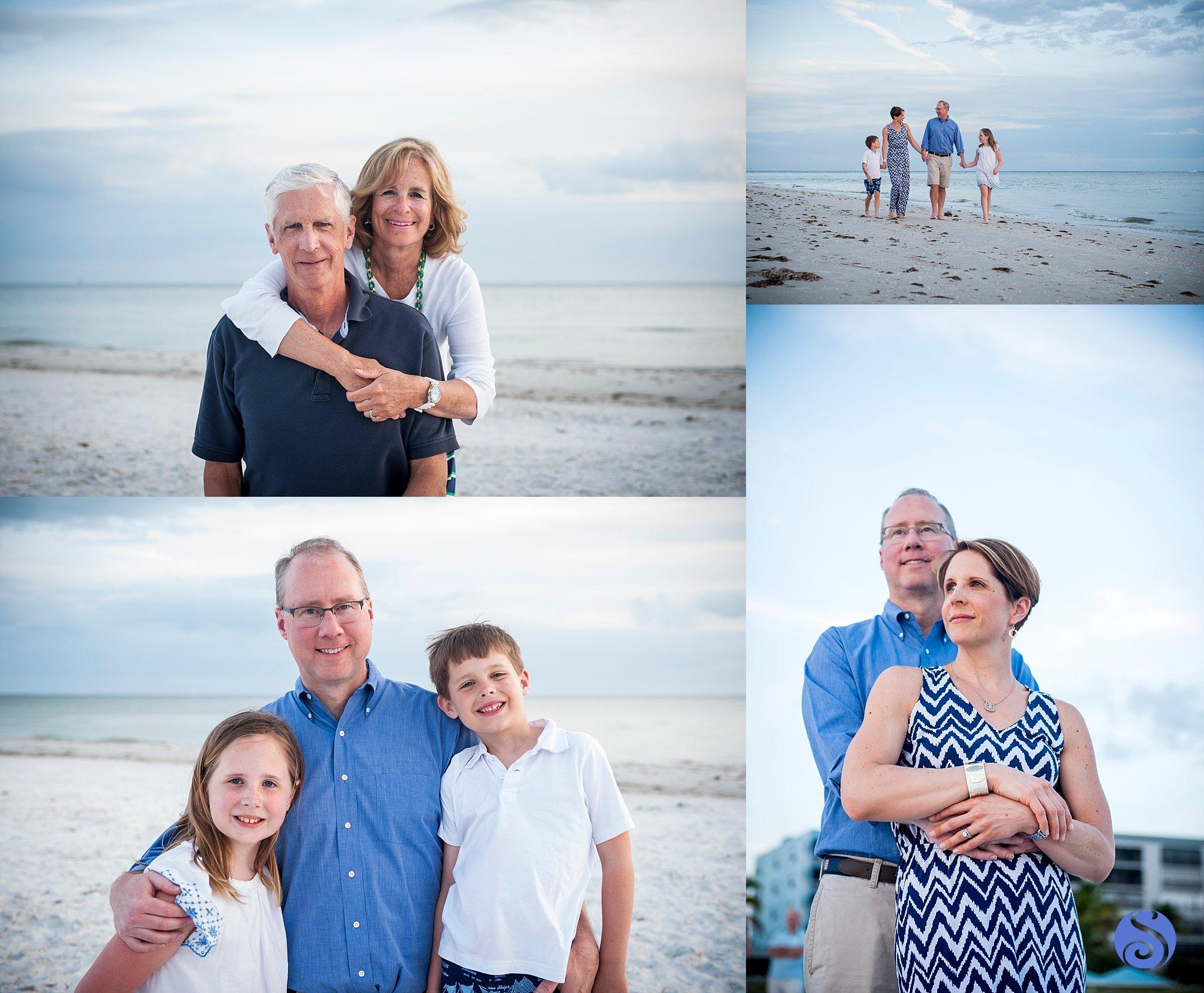 Pink Shell Resort Family Beach Photography Florida