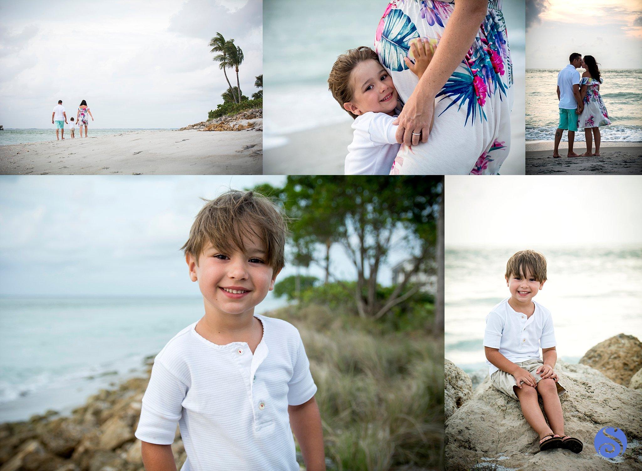 Land's End South Seas Island Resort Family Photography Captiva Florida
